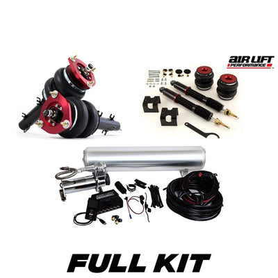 00-09 Honda S2000 - Air Lift Performance Kit - Lowered Lifestyle