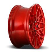 "Rotiform BLQ Cast Wheel 18"" - Candy Red"