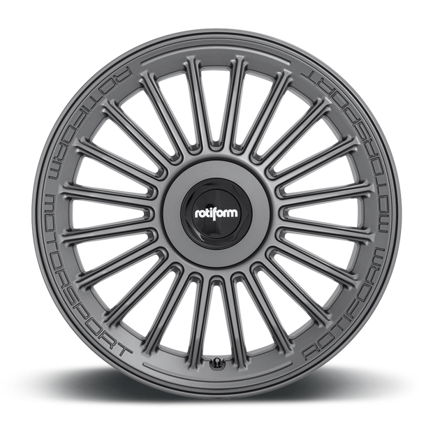 Rotiform BUC-M Cast Wheel - Matte Anthracite