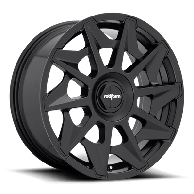 Rotiform CVT Cast Wheel - Matte Black