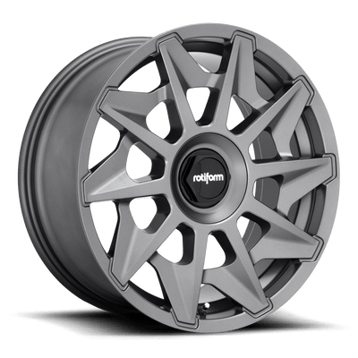 Rotiform CVT Cast Wheel - Matte Anthracite