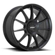 "Rotiform DTM Cast Wheel 19"" - Satin Black"