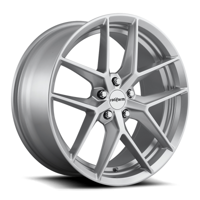 Rotiform FLG Cast Wheel - Silver