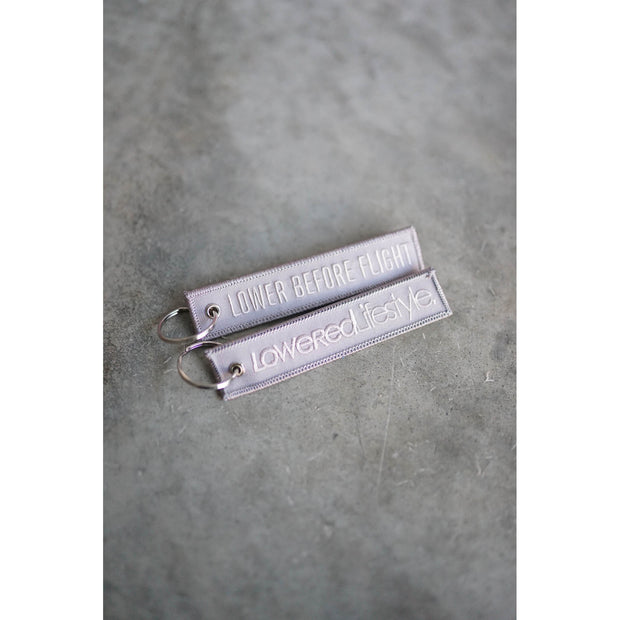 Flight Tag - Double Grey