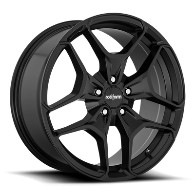 Rotiform HUR Cast Wheel - Matte Black