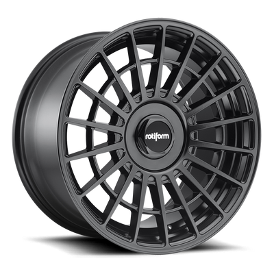 Rotiform LAS-R Cast Wheel - Matte Black