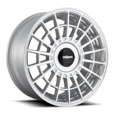 "Rotiform LAS-R Cast Wheel 17"" - Silver"