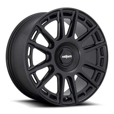 Rotiform OZR Cast Wheel - Matte Black