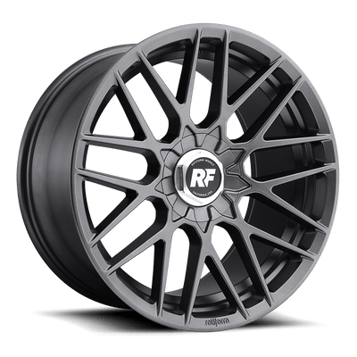 "Rotiform RSE Cast Wheel 19"" - Matte Anthracite"