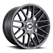 "Rotiform RSE Cast Wheel 20"" - Matte Anthracite - Lowered Lifestyle"