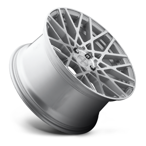 Rotiform BLQ Cast Wheel - Silver