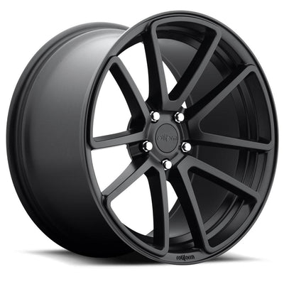 "Rotiform SPF Cast Wheel 18"" - Black"