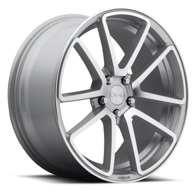 "Rotiform SPF Cast Wheel 19"" - Silver"