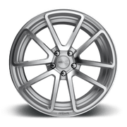 "Rotiform SPF Cast Wheel 18"" - Silver - Lowered Lifestyle"