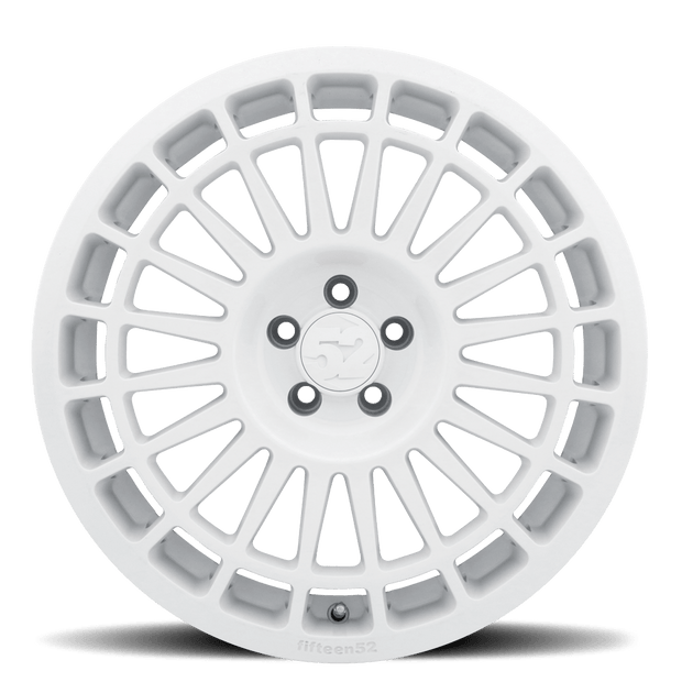 "Fifteen52 Integrale Cast Wheel 17"" - Rally White - Lowered Lifestyle"