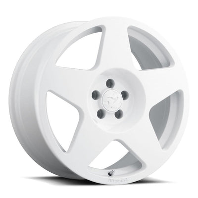 "Fifteen52 Tarmac Cast Wheel 18"" - Rally White"