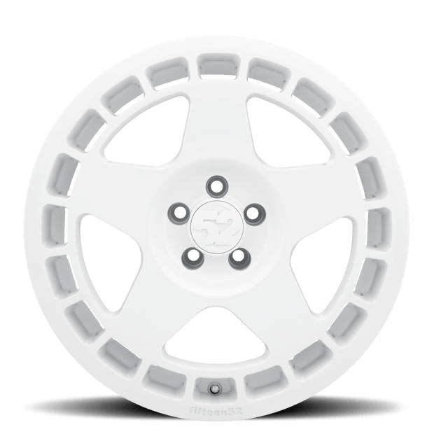 "Fifteen52 Turbomac Cast Wheel 18"" - Rally White"
