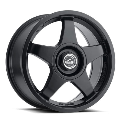 "Fifteen52 Chicane Cast Wheel 18"" - Asphalt Black - Lowered Lifestyle"