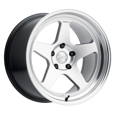 "Kansei KNP Wheel 18"" - Hyper Silver - Lowered Lifestyle"