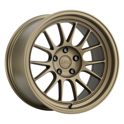 "Kansei Corsa Wheel 18"" - Textured Bronze - Lowered Lifestyle"