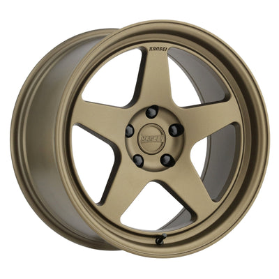 "Kansei KNP Wheel 17"" - Bronze - Lowered Lifestyle"