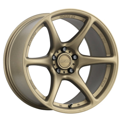 "Kansei Tandem Wheel 18"" - Textured Bronze - Lowered Lifestyle"