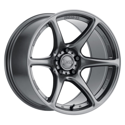 "Kansei Tandem Wheel 18"" - Gloss Gunmetal - Lowered Lifestyle"
