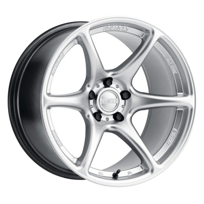 "Kansei Tandem Wheel 18"" - Hyper Silver - Lowered Lifestyle"
