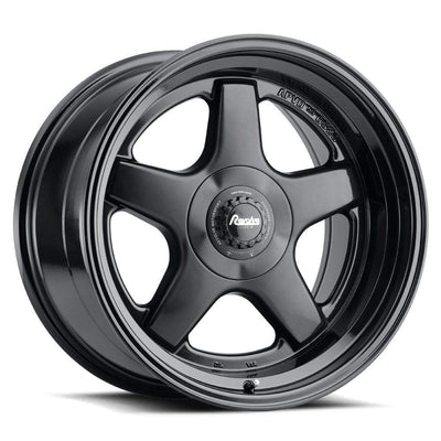 "Revolve APVD No 0520 Wheel 18"" - Stealth Black - Lowered Lifestyle"
