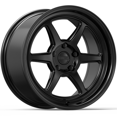 "Kansei Roku Wheel 18"" - Gloss Black"