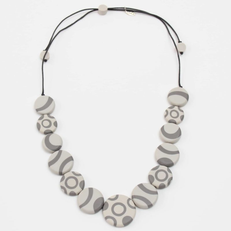 Grey Vivian Necklace