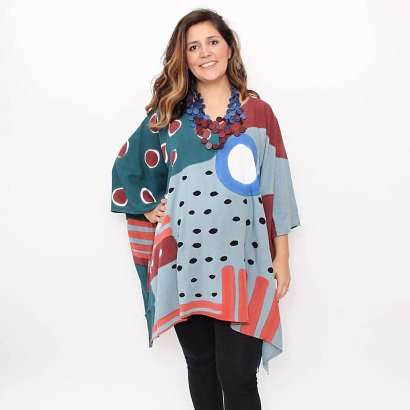 Morocco Night Blouse