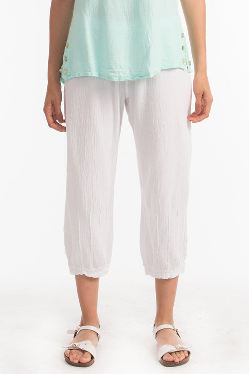 Ashley Pant- Featuring darted cuffs