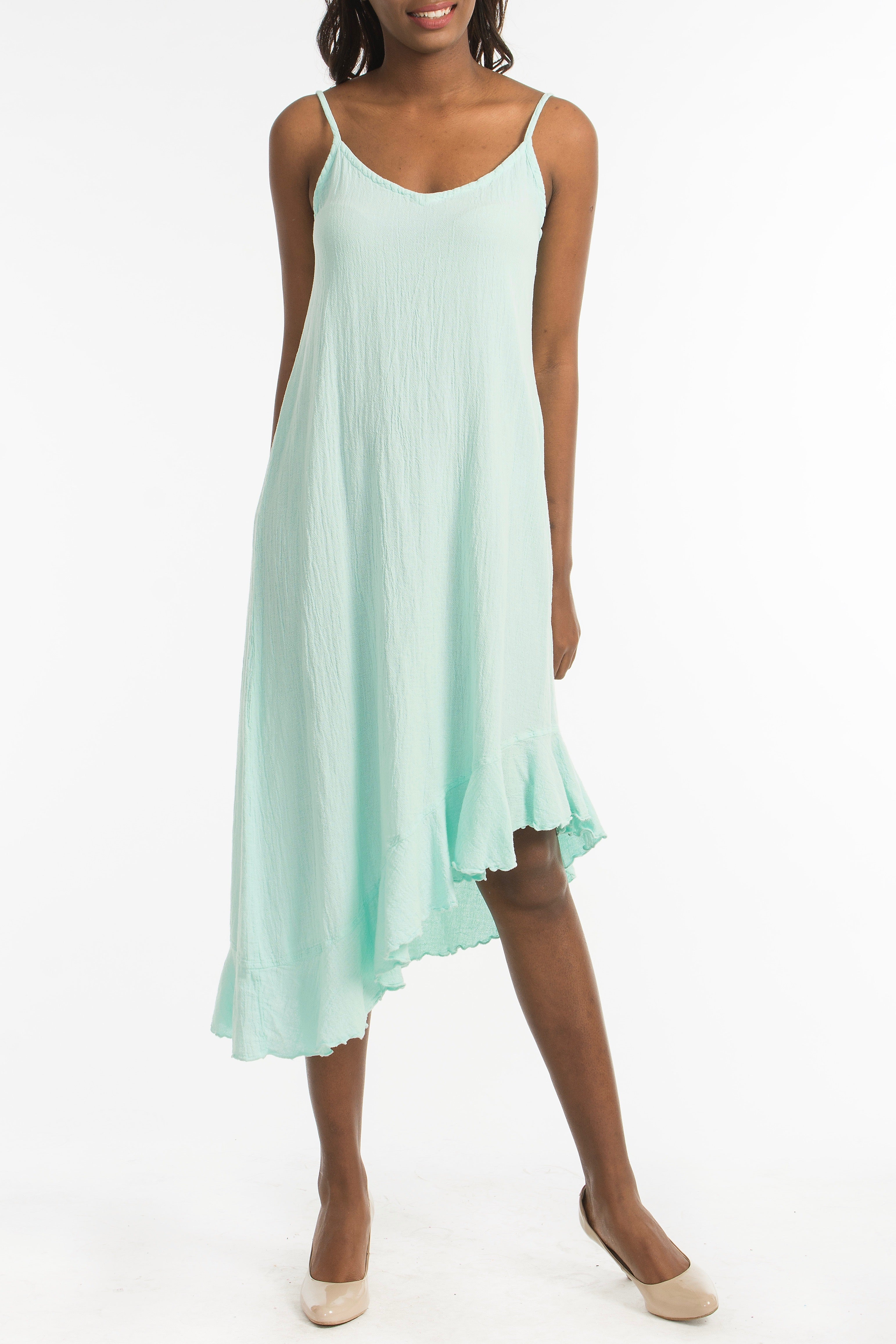 Aria Dress Breezy Cotton Favorite