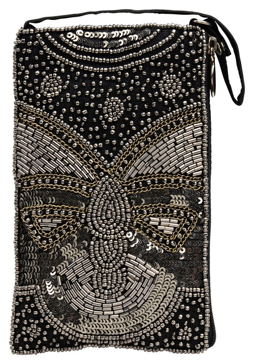 The Gatsby beaded Club Bag