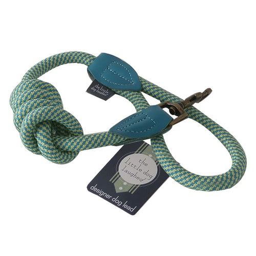 Quality Green Dog Lead by The Little dog Laughed Co