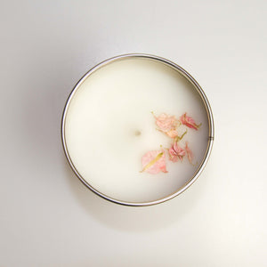 Pink Grapefruit Tinned Candle