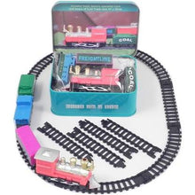 Load image into Gallery viewer, Train set  in a Tin
