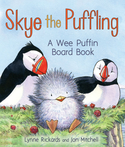 Skye the Puffling (A wee puffin board book)