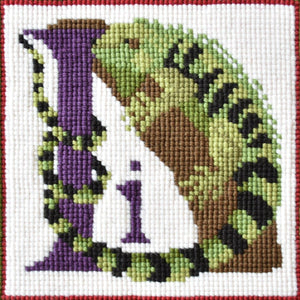 I - Letter of the Alphabet  by  Elizabeth Bradley