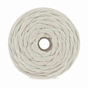 Macrame cord 100mtrs x 4mm Natural