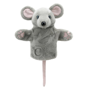 Mouse hand puppet