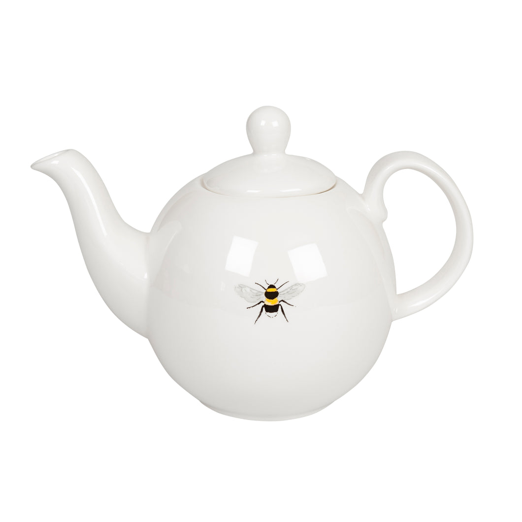 Sophie Allport Bee Design China Teapot