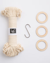Load image into Gallery viewer, Three Sisters  Macrame hanging