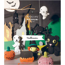 Load image into Gallery viewer, Halloween crochet book