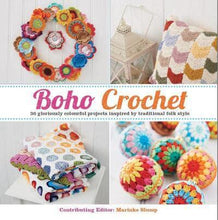 Load image into Gallery viewer, Boho Crochet