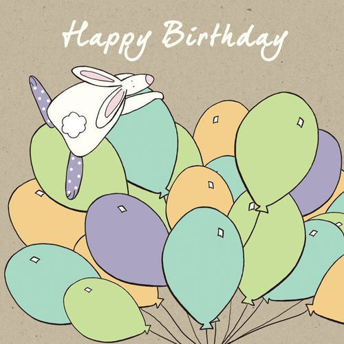 Happy Birthday - Children's card