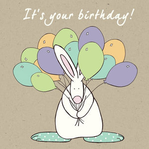 It's Your Birthday - Children's card