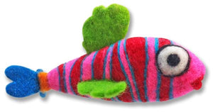 Percival Fish Felting  Kit