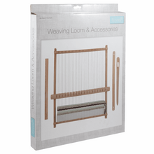 Load image into Gallery viewer, Weaving Loom and accessories